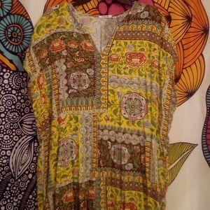 🌟Johnny Was Kimono Dress🌟